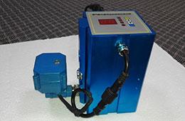 零气耗防堵排水器A型电动球阀