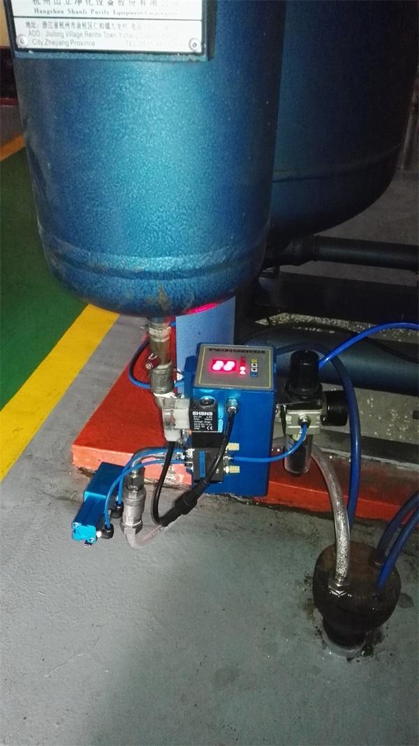 零气耗防堵A型气控球阀汽