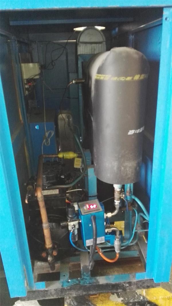 零气耗防堵排水器A型冷干机